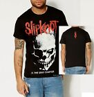 Slipknot T-Shirt The Gray Chapter heavy nu metal rock Official M L XL 2XL NWT
