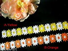 DN495 - DN496: 1 1/2 inches, Lolita Flower Lace, Price is for 1 yard.