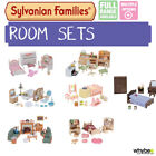 SYLVANIAN FAMILIES ROOM SETS FULL RANGE CHOOSE YOUR SET BRAND NEW IN BOX