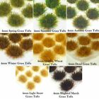 120 x 4mm Static Grass Tufts Self Adhesive 28mm AWI Wargames Bases Scenery