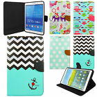 Slim Stand Fold Leather Cover Case For Samsung Galaxy Tab S 8.4 10.5 T700 T800