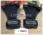 GYM Weight Lifting Gloves Health Fitness Dumbbell Wrist Wrap Workout Grip