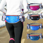 NEW Sport Running Cycling Waist Pack Belt Bum Bag Storage Pockets & Water Bottle