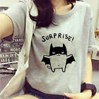 Fashion Women Korean Summer Short Sleeve T-Shirt Student Top