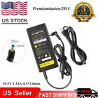 """65W 19.5V AC Adapter For HP 15-R132WM 15.6"""" Laptop PC Power Supply Cord Charger"""