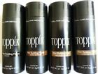 Toppik Hair Building Fibers 27.5g - Black/ Dark Brown/ Medium Brown/ Light Brown