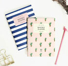 Iconic A6 Monthly Planner Mini Diary Scheduler Note Journal Agenda Schedule Book