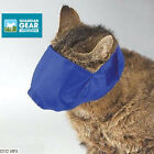 CAT GROOMING TRAINING Quick Easy-Fit Comfort MUZZLE CATS BLUE*YOU PICK*3 SIZES