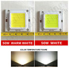 100W LED SMD Chip Bulbs Beads High Power for Floodlight Lamp White/Warm Lighting