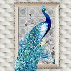 DIY 5D Diamond Embroidery Painting Home Decor Craft Flower Peacock Cross Stitch