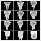 GU10/MR16/E14/E27 2835 SMD LED Spotlight Lamp Lights Bulbs 4/5/6/7.5W Adapter