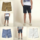 BNWT Hollister by Abercrombie Mens Golf Classic Fit Shorts 30 31 32 33 34 36