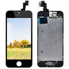 For iPhone 5s LCD Touch Screen Display Digitizer Assembly +Frame Replacement New