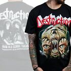 Destruction Release From Agony Shirt M L XL XXL Ofcl T-Shirt Thrash Metal Tshirt