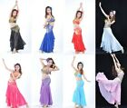 Brand New Sexy Belly Dance Costume Set Top & Skirt 9 Colors Available #560