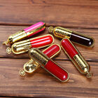 Внешний вид - Empty Lip Gloss Tube Eyelash Container for Split Charging with Golden Color