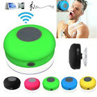 Portable Bluetooth Waterproof Wireless Speaker Shower Speaker Hands Free Mic