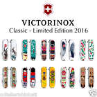 VICTORINOX sd classic LTD fashion 2016 swiss army knife multiuso coltello 0.6223