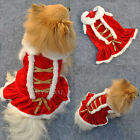 Pet Dog Winter Clothes Fleece Jacket Coat Vest Puppy Cat Sweater Hoodie Apparel