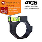 Riflescope Spirit Level Bubble mount. Anti cant scope mount 30mm or 25mm