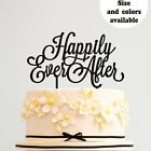 Wedding Cake Topper Happily Ever After Gold Anniversary Cake Decorating Supplies
