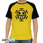 One Piece - T-Shirt Trafalgar Law - En licence officielle Abystyle