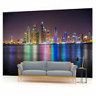 City Skyline Urban WALL MURAL PHOTO WALLPAPER W1331P P