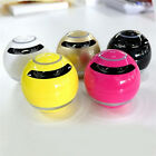 Portable Wireless Bluetooth Mini Stereo Speaker Mic LED Colorful Light Subwoofer