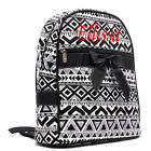 Personalized Aztec Designed Kids Backpack Book Bag MONOGRAM Embroidery Name