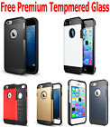 Ultra Tough Armor Bumper Hard Back Protective Case Cover for iPhone 5 5S
