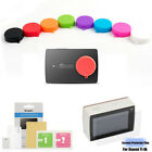 New Silicone Lens Cap Cover +Screen LCD Film For Xiaomi Yi 2 4K Action Camera