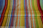 CUSTOM MADE - VW Camper Van Curtains - TANGLE WOOD - MULTI COLOUR