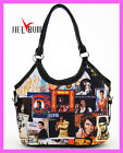 NeW! eLvIs PRESLEY ShOuLdEr BaG UnIQuE sTyLe NeW PURSE Gift Handbag