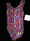Girl's Multi-Color Dance Leotard by Butterfly Treasures ~ New ~ # 603