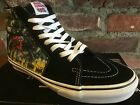 Vans Sk8-Hi (Iron Maiden 30th) Number of the Beast VN-0TS9IM3 Multi Sizes $300
