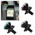 360° Universal Rotating Magnetic Support Cell Phone Car Air Vent Mount Holder