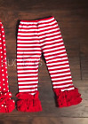Ruffle Pants, Icing Ruffle Leggings for girls 12m - 8 years New Fast Shipping