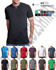 Next Level T Shirt 6010 Crew Neck Men's Tri-Blend Crew S-2XL All Colors