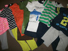 BOYS GIRLS CARTERS NEXT TOPS & TROUSERS OR SHORTS LEGGINGS SETS AGE 1 2 3 4 7