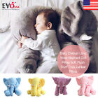 Soft Plush Stuff Toys Baby Children Gift Long Nose Elephant Doll Lumbar Pillow