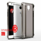 Fuse™ Tough Silicone Transparent Rugged Protective Rear Case for OnePlus 3/3T