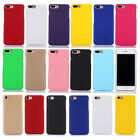 For Iphone 7 7Plus Snap On Rubberized Matte hard case cover