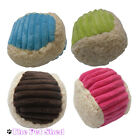 Dog Puppy Pet Squeaky Bite Chase Fetch Play Plush Soft Cord Ball Toy