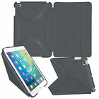 roocase Origami 3D Slim Magnetic Case Cover for Apple iPad Mini 4