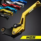MZS Clutch Brake Motorcycle CNC Levers For Suzuki SV650/S 99-2010 GSF 600F 89-97