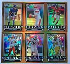 2007 Topps Draft Picks & Prospects DPP Chrome Bronze Refractors #d/250 w/ Rookie