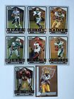 2007 Topps Draft Picks & Prospects DPP Chrome Silver #d /299 w/ Rookie You Pick