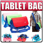 Kids Boy Girl Messenger Style Bag Case for Electronic Tablet Toy Learning Device