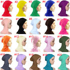 Under Scarf Hat Bone Bonnet Hijab Islamic Head Wear Neck Cover Muslim