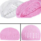 Newborn Baby Girl Kids Cute Crochet Hat Winter Autumn Knitted Beanie Cap Eager
